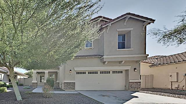 1693 W Dugan Drive, Queen Creek, AZ 85142 (MLS #6138114) :: Yost Realty Group at RE/MAX Casa Grande