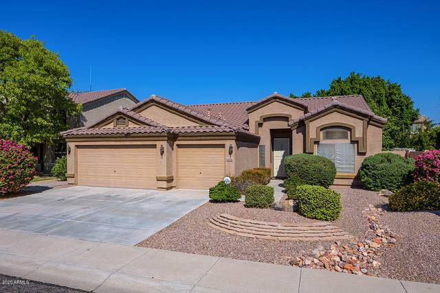 5272 W Angela Drive, Glendale, AZ 85308 (MLS #6138120) :: The Laughton Team