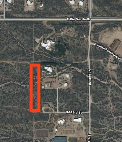 0 N 143RD Street, Scottsdale, AZ 85262 (MLS #6138121) :: West Desert Group | HomeSmart