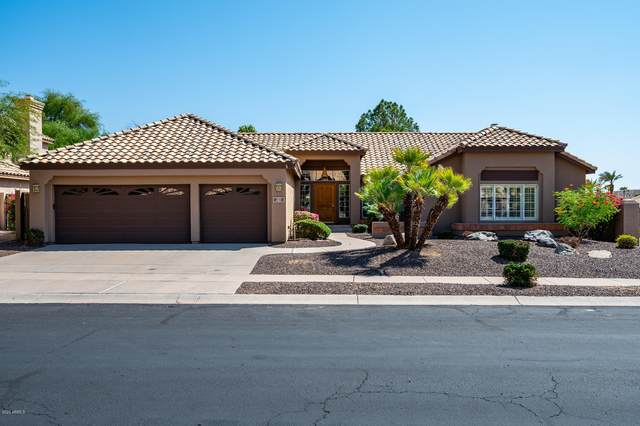 2427 E Desert Willow Drive, Phoenix, AZ 85048 (MLS #6138128) :: The Daniel Montez Real Estate Group