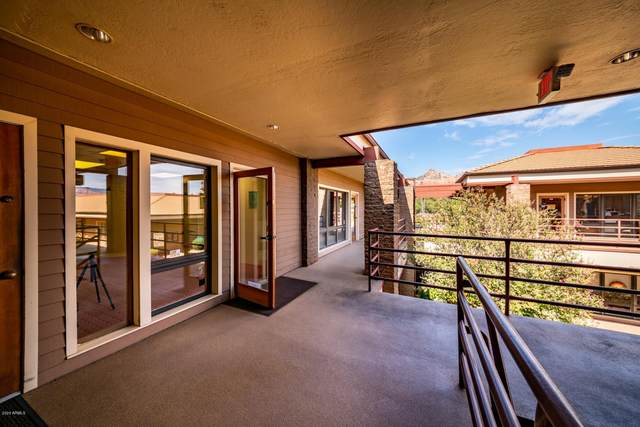 2155 W State Route 89A #210, Sedona, AZ 86336 (MLS #6138148) :: Long Realty West Valley