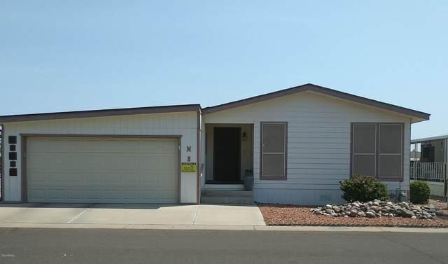 11201 N El Mirage Road M8, El Mirage, AZ 85335 (MLS #6138158) :: Walters Realty Group