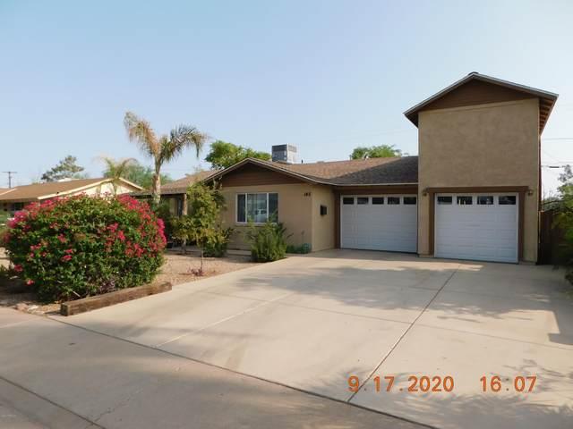 145 W Juniper Street, Mesa, AZ 85201 (MLS #6138162) :: Keller Williams Realty Phoenix