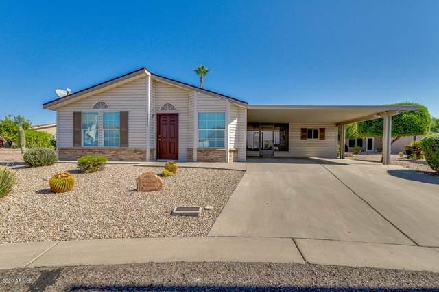 3301 S Goldfield Road #2011, Apache Junction, AZ 85119 (MLS #6138166) :: Dave Fernandez Team | HomeSmart