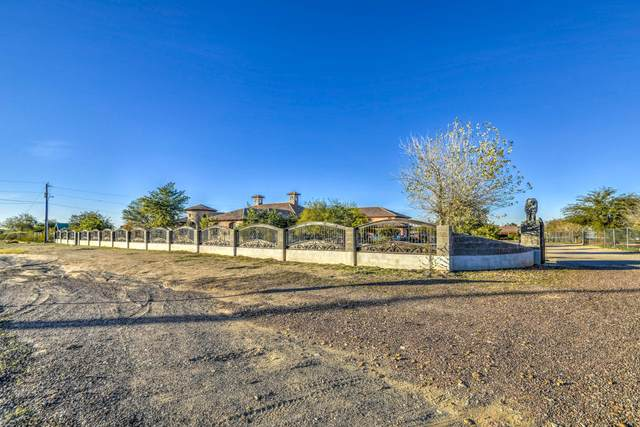 7262 W Hunt Highway, Queen Creek, AZ 85142 (MLS #6138171) :: The Daniel Montez Real Estate Group