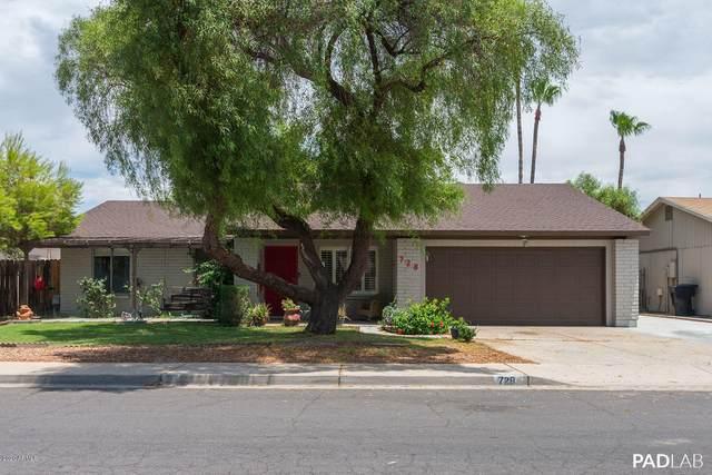 728 W Kilarea Avenue, Mesa, AZ 85210 (MLS #6138172) :: Keller Williams Realty Phoenix