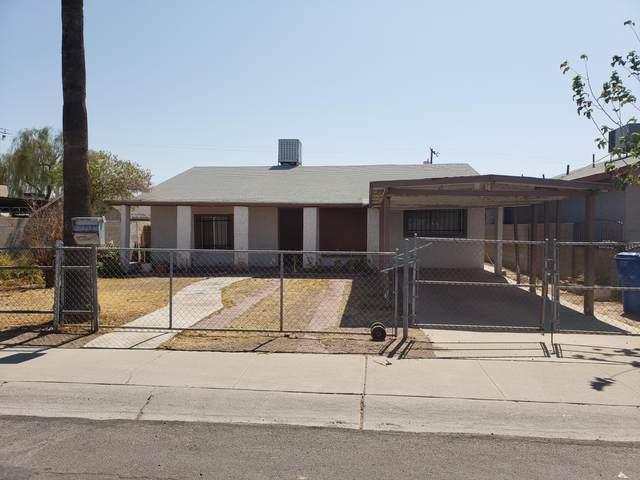 2317 W Yuma Street, Phoenix, AZ 85009 (MLS #6138174) :: Maison DeBlanc Real Estate