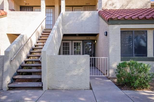 30 E Brown Road #1012, Mesa, AZ 85201 (MLS #6138175) :: RE/MAX Desert Showcase