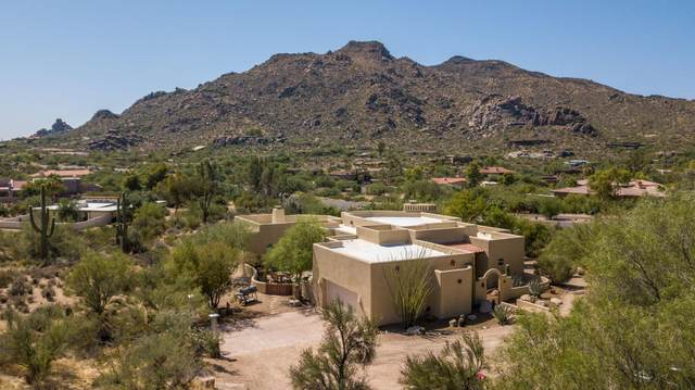 36821 N Tom Darlington Drive, Carefree, AZ 85377 (MLS #6138179) :: My Home Group