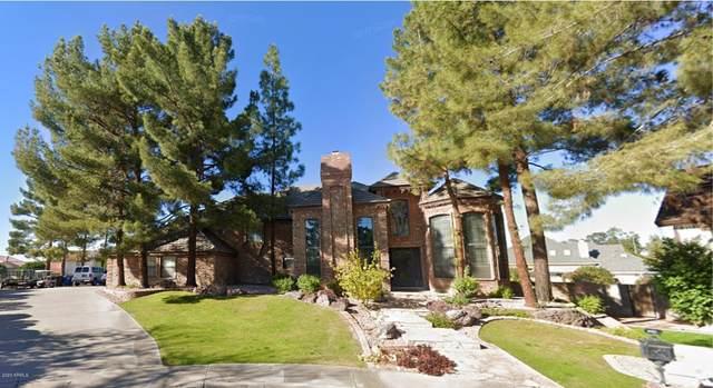 2450 N Forest Cir Circle, Mesa, AZ 85203 (MLS #6138183) :: RE/MAX Desert Showcase