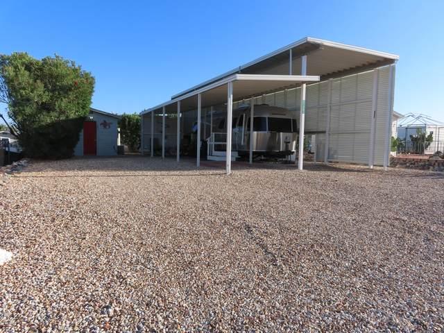 21301 W Wind Spirit Lane, Congress, AZ 85332 (MLS #6138186) :: Brett Tanner Home Selling Team