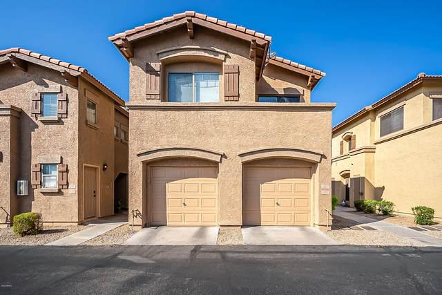 805 S Sycamore Street #211, Mesa, AZ 85202 (MLS #6138188) :: RE/MAX Desert Showcase