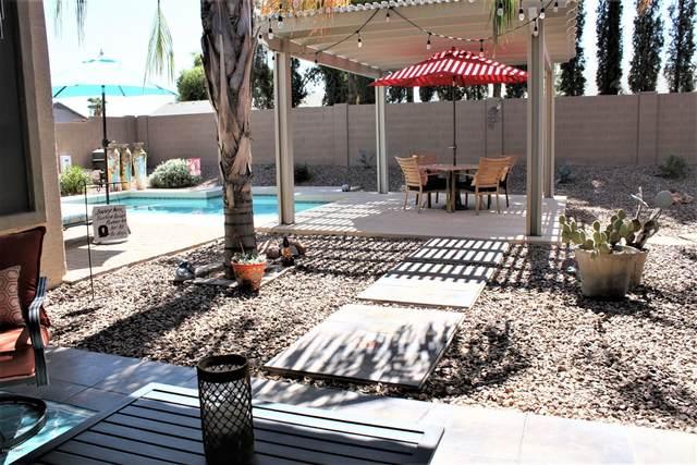 11431 E Roselle Avenue, Mesa, AZ 85212 (MLS #6138193) :: RE/MAX Desert Showcase