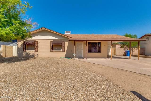 3632 W Lupine Avenue, Phoenix, AZ 85029 (MLS #6138196) :: Brett Tanner Home Selling Team