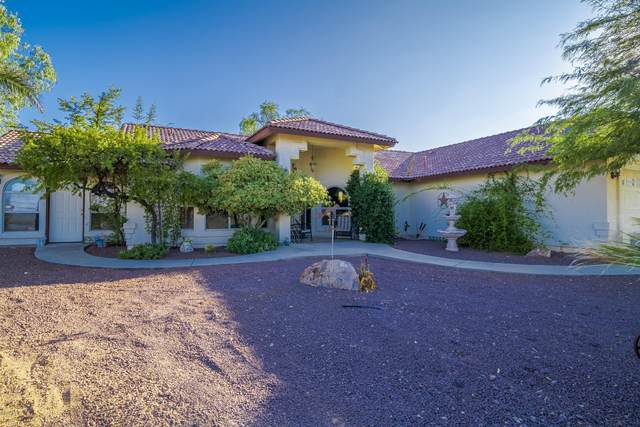 1675 W Manrad Drive, Wickenburg, AZ 85390 (MLS #6138205) :: Brett Tanner Home Selling Team