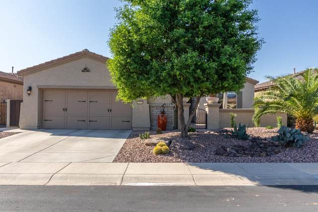 13049 W Eagle Talon Trail, Peoria, AZ 85383 (MLS #6138227) :: Howe Realty