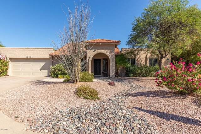10401 N 77TH Place, Scottsdale, AZ 85258 (MLS #6138228) :: Devor Real Estate Associates