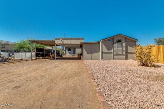 646 S 96TH Place, Mesa, AZ 85208 (#6138235) :: The Josh Berkley Team