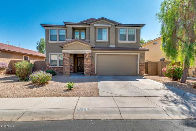 43563 W Knauss Drive, Maricopa, AZ 85138 (MLS #6138236) :: Yost Realty Group at RE/MAX Casa Grande