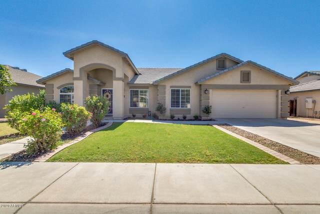 3699 E Whitehall Drive, San Tan Valley, AZ 85140 (MLS #6138248) :: The Garcia Group
