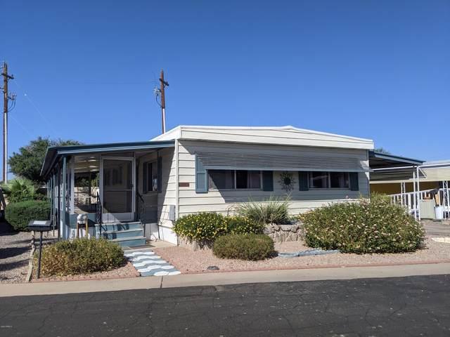 7300 N 51st Avenue G126, Glendale, AZ 85301 (MLS #6138251) :: West Desert Group | HomeSmart