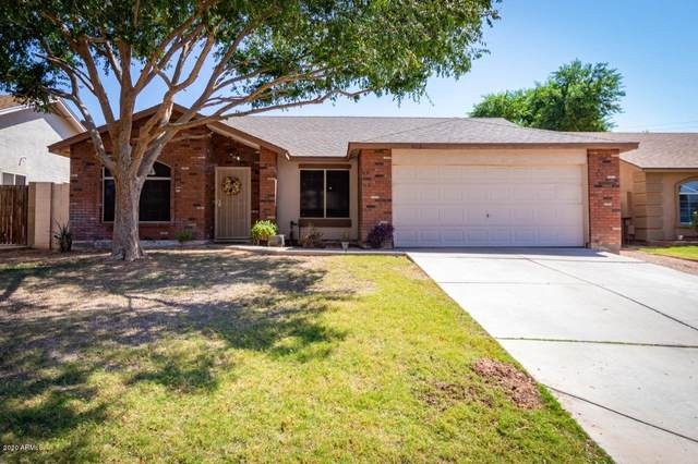 1023 S Canal Drive, Gilbert, AZ 85296 (MLS #6138264) :: Yost Realty Group at RE/MAX Casa Grande