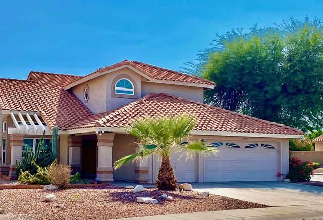 4201 E Mountain Vista Drive, Phoenix, AZ 85048 (MLS #6138267) :: West Desert Group | HomeSmart