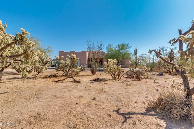 509 E Canyon Street, Apache Junction, AZ 85119 (MLS #6138271) :: Dave Fernandez Team | HomeSmart