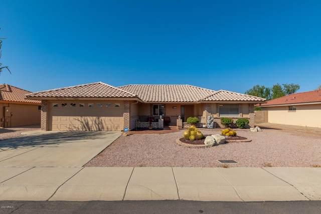 11010 E Lindner Avenue, Mesa, AZ 85209 (MLS #6138277) :: The Laughton Team