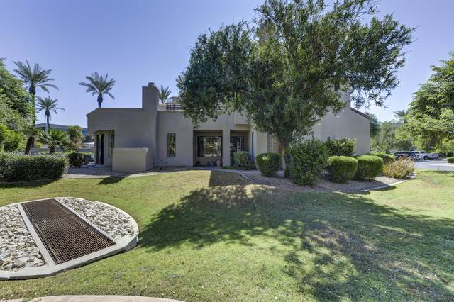 8989 N Gainey Center Drive #146, Scottsdale, AZ 85258 (MLS #6138286) :: Brett Tanner Home Selling Team