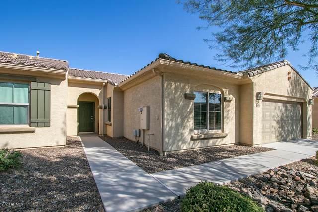 4954 W Gulch Drive, Eloy, AZ 85131 (MLS #6138336) :: Yost Realty Group at RE/MAX Casa Grande
