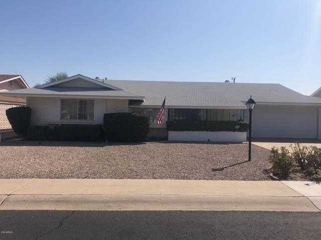 10719 W El Dorado Drive, Sun City, AZ 85351 (MLS #6138340) :: The Laughton Team