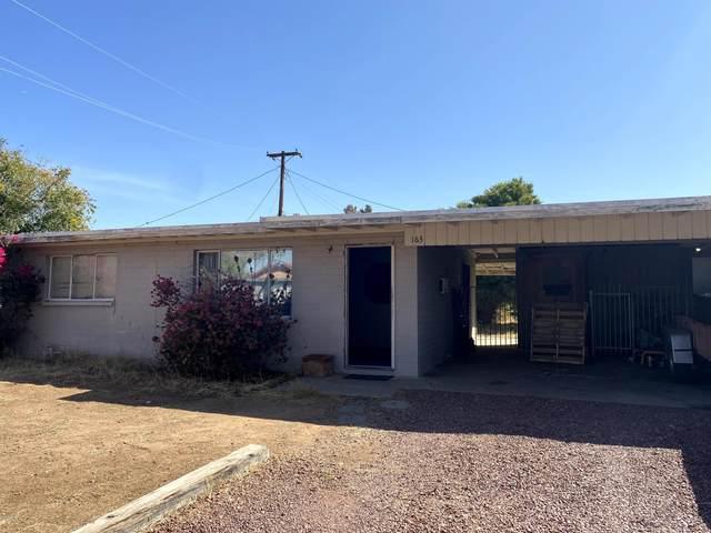 163 N 67TH Street, Mesa, AZ 85205 (#6138368) :: Long Realty Company