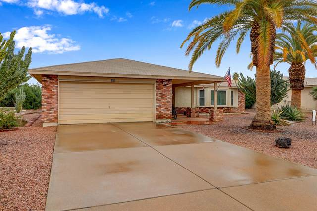 1070 Leisure World, Mesa, AZ 85206 (MLS #6138376) :: The Property Partners at eXp Realty