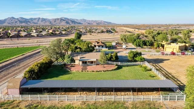 21519 W Watkins Street, Buckeye, AZ 85326 (#6138407) :: Luxury Group - Realty Executives Arizona Properties