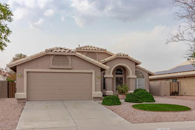 9742 W Burnett Road, Peoria, AZ 85382 (MLS #6138410) :: Brett Tanner Home Selling Team