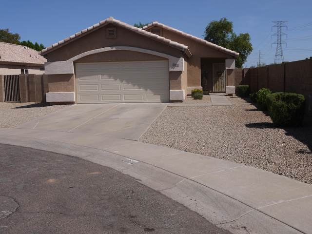24603 N 38TH Avenue, Glendale, AZ 85310 (MLS #6138416) :: The Property Partners at eXp Realty