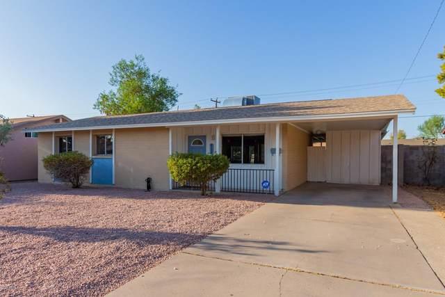 4138 W Wagon Wheel Drive, Phoenix, AZ 85051 (MLS #6138419) :: The Laughton Team