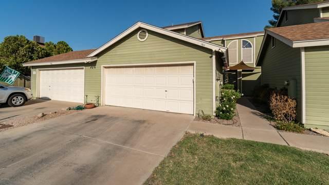3134 E Mckellips Road #161, Mesa, AZ 85213 (MLS #6138428) :: The Property Partners at eXp Realty