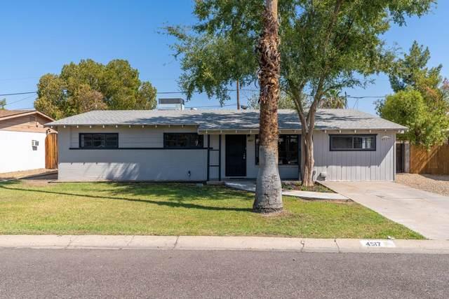 4517 N 13 Avenue N, Phoenix, AZ 85013 (MLS #6138449) :: The Laughton Team