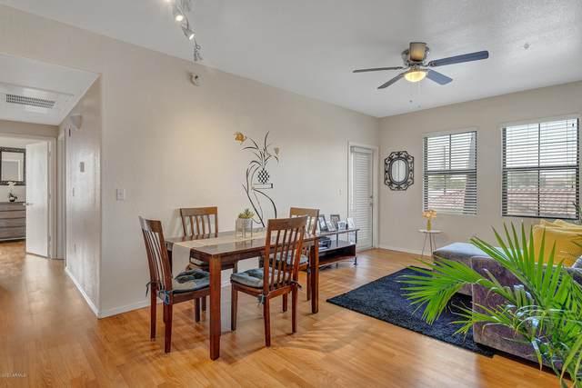 5302 E Van Buren Street #2052, Phoenix, AZ 85008 (MLS #6138471) :: Conway Real Estate