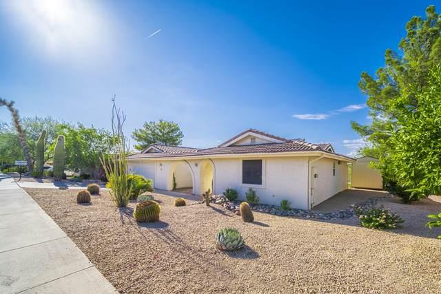 2150 W Terrace Drive, Wickenburg, AZ 85390 (MLS #6138473) :: Brett Tanner Home Selling Team
