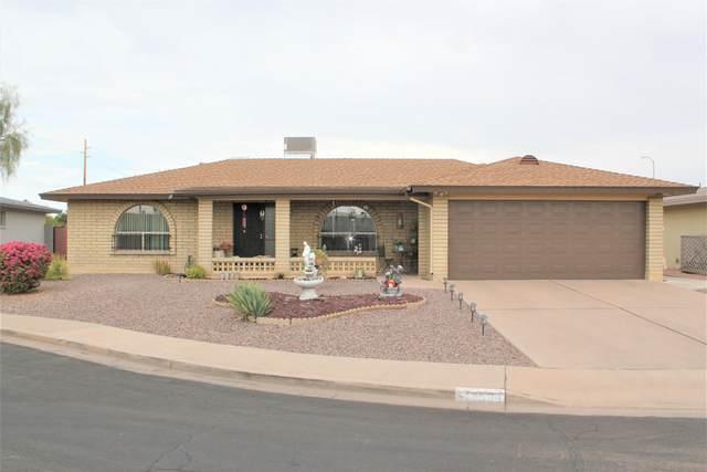 4030 E Carol Circle, Mesa, AZ 85206 (MLS #6138476) :: Riddle Realty Group - Keller Williams Arizona Realty