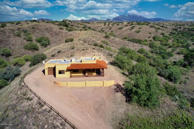 108 Camino La Paz, Patagonia, AZ 85624 (MLS #6138488) :: Arizona Home Group