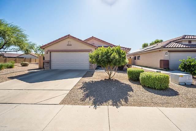 655 S Porter Street, Gilbert, AZ 85296 (MLS #6138495) :: Devor Real Estate Associates