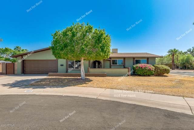 1932 E Dunbar Drive, Tempe, AZ 85282 (MLS #6138499) :: Keller Williams Realty Phoenix
