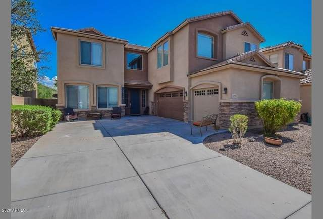 43223 W Delia Boulevard, Maricopa, AZ 85138 (MLS #6138503) :: The Daniel Montez Real Estate Group