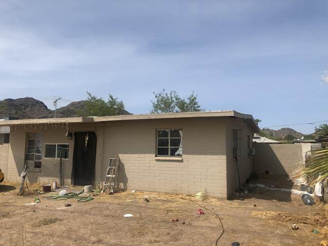 812 E Mountain View Road, Phoenix, AZ 85020 (MLS #6138523) :: My Home Group