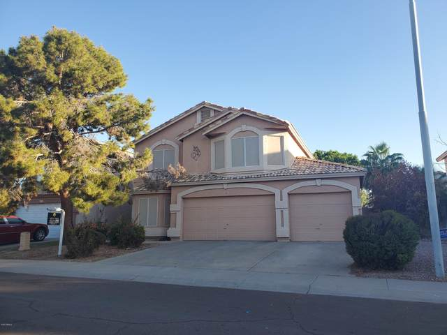 1241 W Whitten Street, Chandler, AZ 85224 (MLS #6138570) :: Arizona Home Group