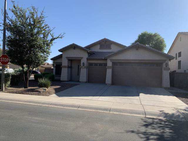 44157 W Copper Trail, Maricopa, AZ 85139 (MLS #6138579) :: Arizona 1 Real Estate Team